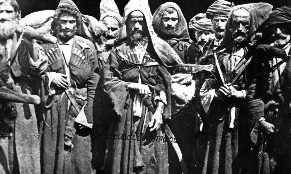 Бритты и армяне их связь